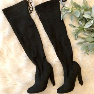Steve Madden 'Gorgeous' over the knee boots✨